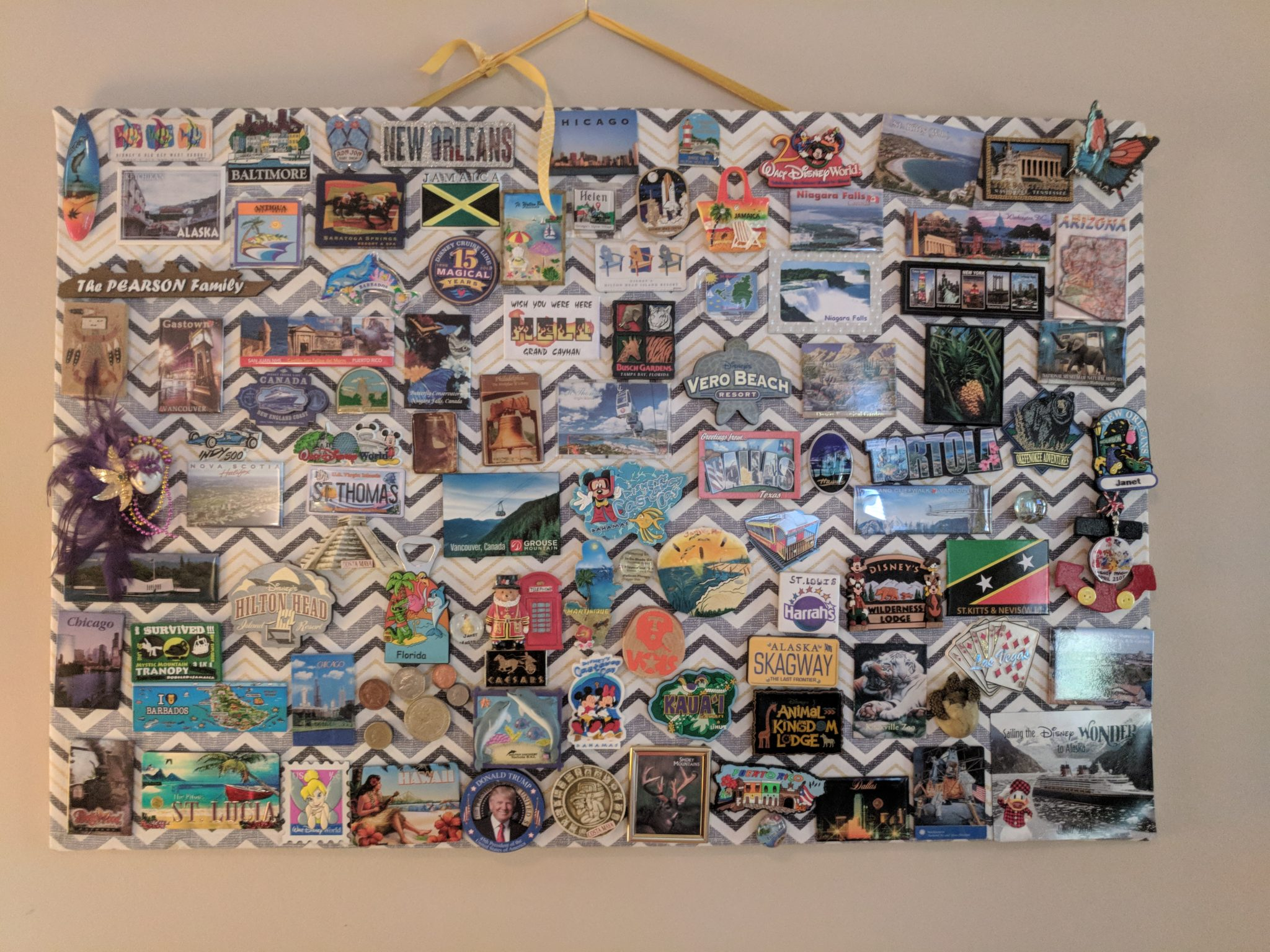 Magnet Display Board Introducing A Diy For Collectors
